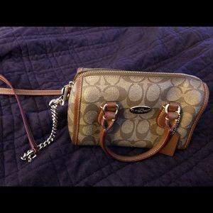 Authentic Mini Coach Bag